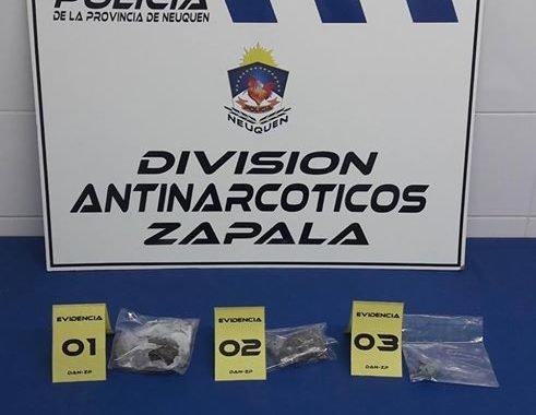 Detienen a una mujer que intentó ingresar droga  a la Unidad 32 de Zapala