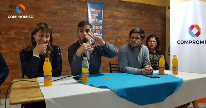 1° ENCUENTRO – COMPROMISO BARRIAL