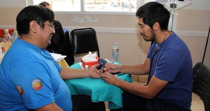 Difunden recomendaciones y actividades en el Día Mundial de la Diabetes