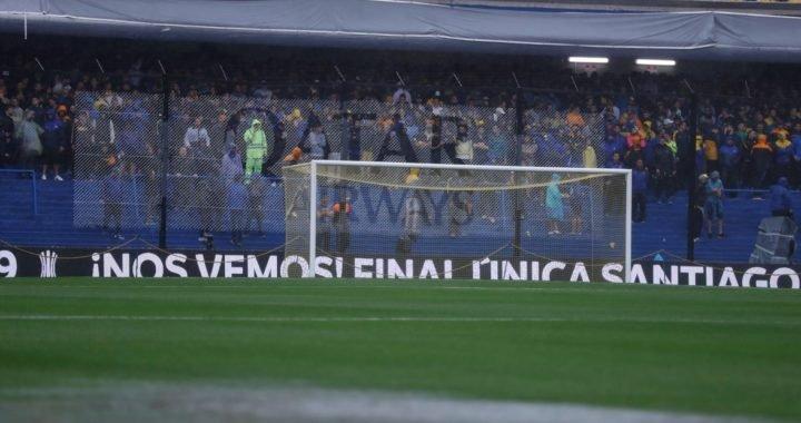 Se terminó el suspenso: la Superfinal de la Libertadores se jugará hoy
