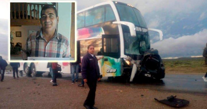 El hombre que falleció ayer en Ruta 22 sería el concejal Oscar Villegas de Mariano Moreno