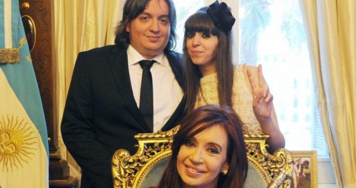 Pidieron que Cristina Kirchner y sus hijos vayan a juicio por lavado