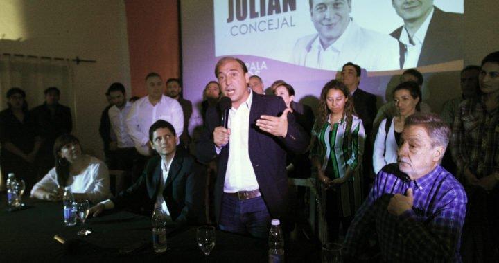 """Bajo la consigna """"con Zapala x vos"""". Gastón Calabró Lanzó su candidatura a intendente 2019"""