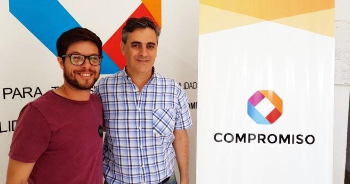 Te presento a mi primer Candidato a Concejal por COMPROMISO P. Socialista Nicolás Ayala