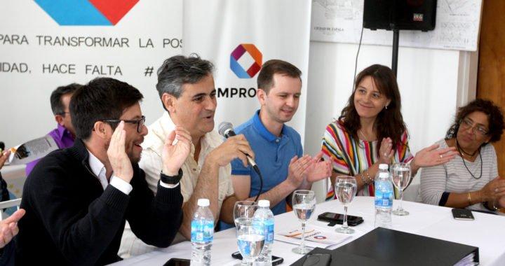 Pablo Tomasini presentó su Gran frente Compromiso por Zapala