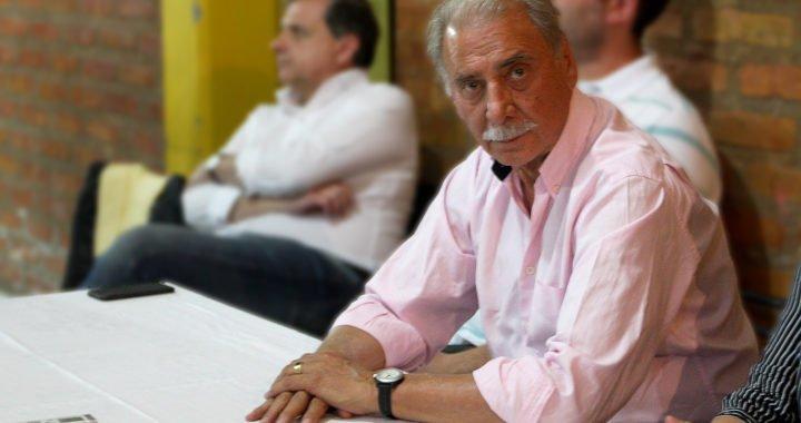 """La plata del choreo del Kirchnerismo, va a estar presente en esta campaña"", sentenció Jorge Sobisch"