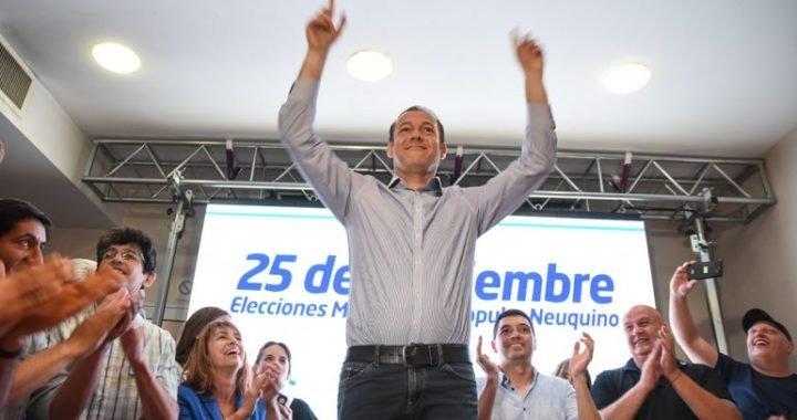 Gutiérrez fue reelecto como gobernador