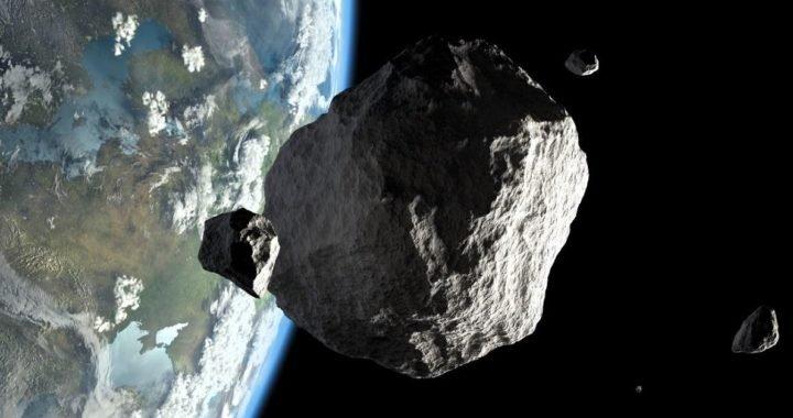 Advierten que un gigantesco asteroide podría chocar contra la Tierra en 2025