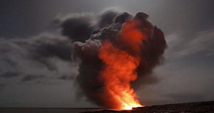 Bermudas: el volcán que surgió de una forma nunca antes vista en la Tierra