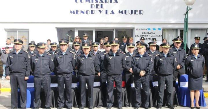 25° Aniversario a la Comisaría del Menor y la Mujer de Zapala