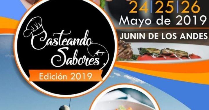 Se aproxima la 2º edición de Casteando Sabores en Junín de los Andes