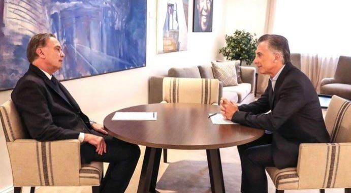 Miguel Ángel Pichetto será el vice de Mauricio Macri en la fórmula de Cambiemos