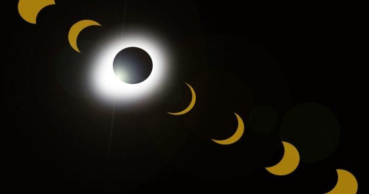 El eclipse se verá de forma parcial en la región