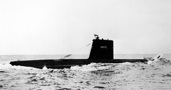 El buque que encontró al ARA San Juan ahora halló los restos de un submarino francés desaparecido hace 51 años