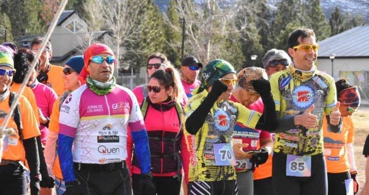 Se realizó la Carrera Desafío de Alto Neuquén en Las Ovejas