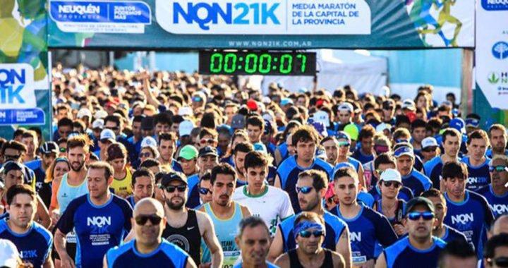 El domingo se corre el Nqn21K
