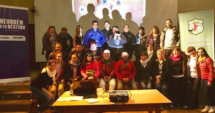 Turismo brindó capacitación sobre Redes Sociales en Junín de los Andes