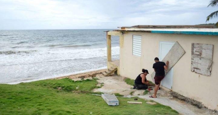 El ojo del huracán no tocará la ciudad de Miami