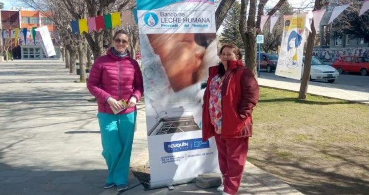 Campaña de Promoción de la Lactancia Materna en Zapala