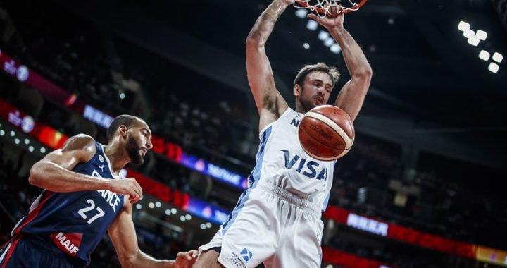 Enorme triunfo de Argentina sobre Francia para meterse en la final del Mundial de básquet