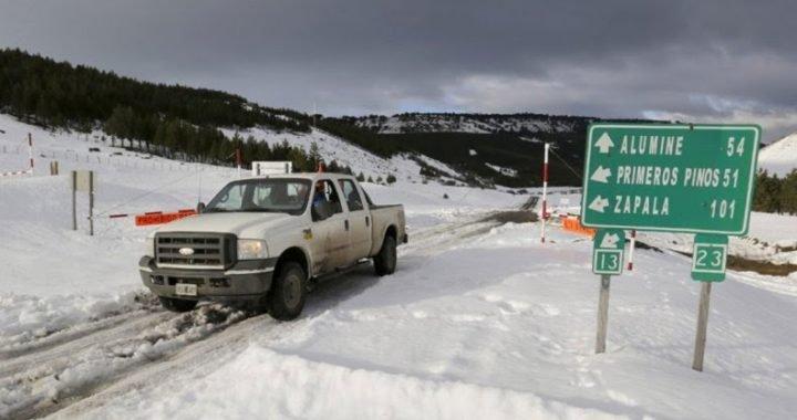 Provincia dio el primer paso para asfaltar la Ruta 13