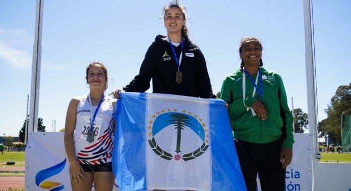 Neuquén sigue sumando medallas en los Juegos Evita