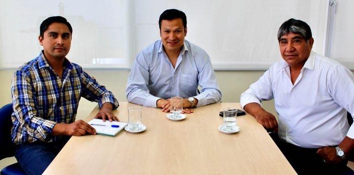 El municipio de Mariano Moreno se sumó a la transición planificada