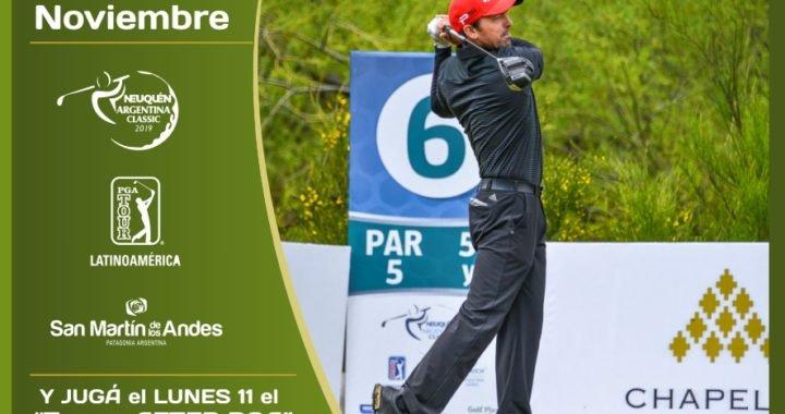 Llega el PGA Tour Latinoamérica a San Martín de los Andes