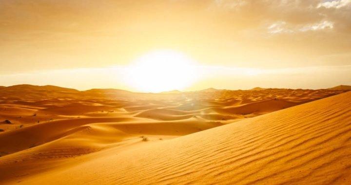 ¿Deberíamos convertir el desierto del Sahara en una inmensa planta solar?