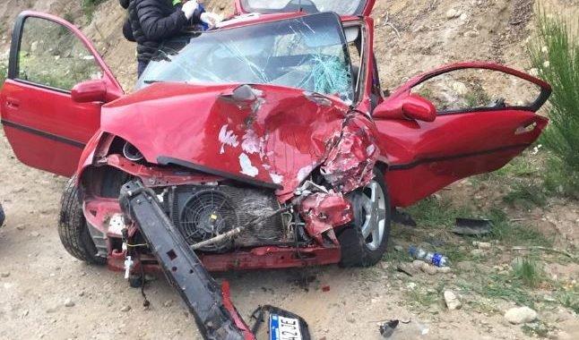 El fin de semana largo dejó diez heridos sobre Ruta 40