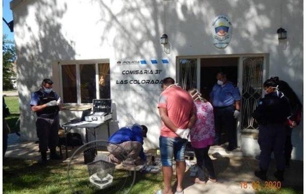 OPERATIVO POLICIAL EN LAS COLORADAS: Deportaron a dos chilenos que entraron ilegales a Neuquén