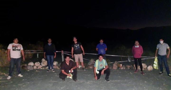Mariano Moreno y Bajada del Agrio cierran sus rutas durante la cuarentena por coronavirus