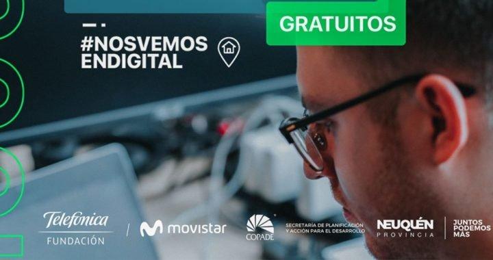 Cursos cortos: COPADE firma convenio con Fundación Telefónica