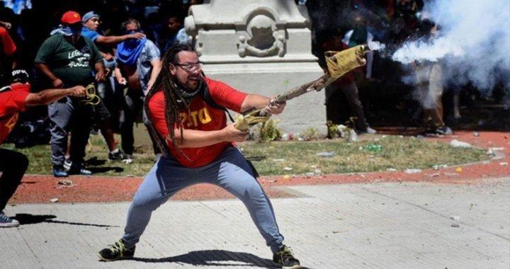 """Detuvieron en Uruguay al """"hombre mortero"""""""