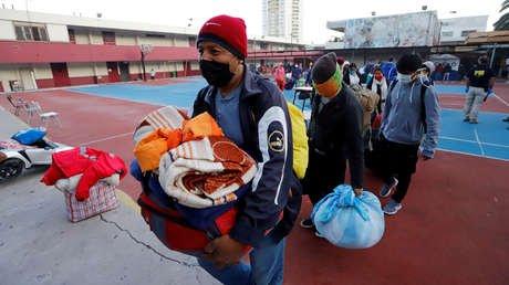 138 ciudadanos bolivianos que esperan en Chile para regresar a su país dan positivo en coronavirus