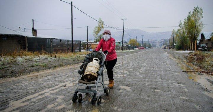 Una crisis que golpea a todos en Bariloche