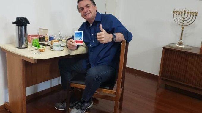 "Coronavirus. Jair Bolsonaro dio negativo tras dos semanas infectado: ""No sentí nada en ningún momento"""