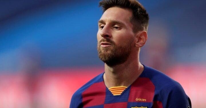 Lionel Messi le comunicó al Barcelona que quiere irse