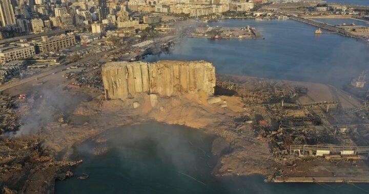 Beirut: El dia despues del desastre