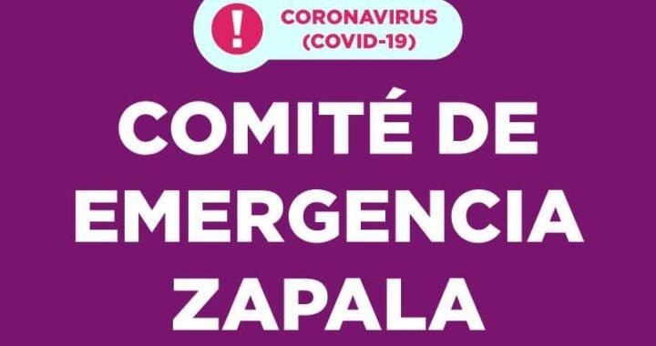CORONAVIRUS: Comunicado del Comité de Emergencia Zapala (10-10-2020 22:00 hs)
