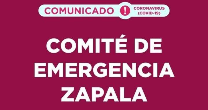 CORONAVIRUS: Comunicado del Comité de Emergencia Zapala (17-10-2020 22:00 hs)