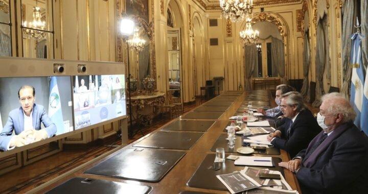 El Presidente anuncia hoy la nueva fase de aislamiento en el país