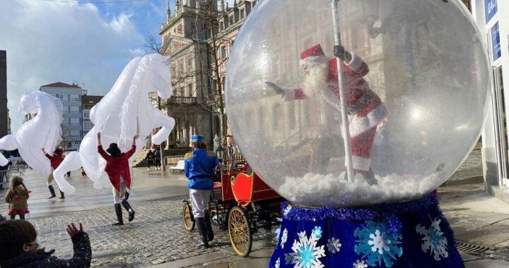 En fotos: festejos navideños en medio de la pandemia en todo el mundo