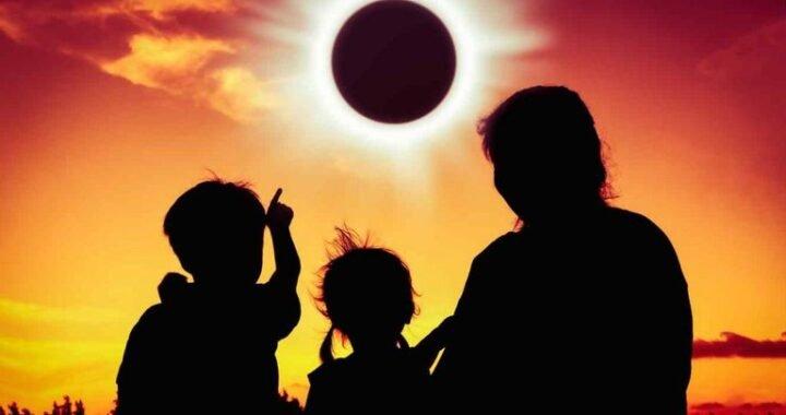 """Eclipse total solar o la """"muerte temporal del Sol"""", bajo la mirada ancestral mapuche"""