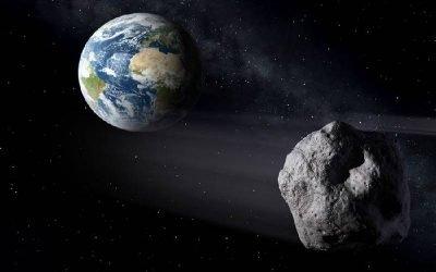 """Dos asteroides """"potencialmente peligrosos"""" pasarán cerca de la tierra este viernes"""