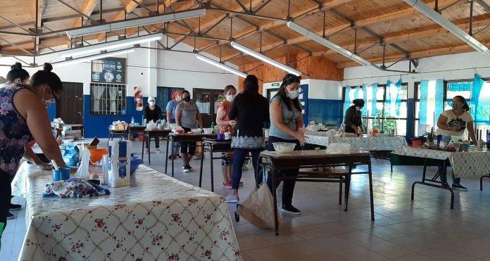 Turismo realizó talleres de capacitación en Mariano Moreno y Santo Tomás