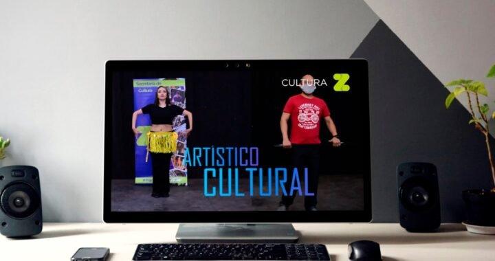 Gran participación en las actividades virtuales culturales